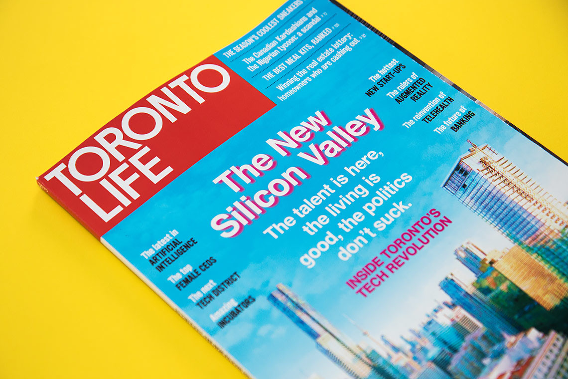 U of T plays prominent role in what magazine dubs Toronto 'tech revolution'