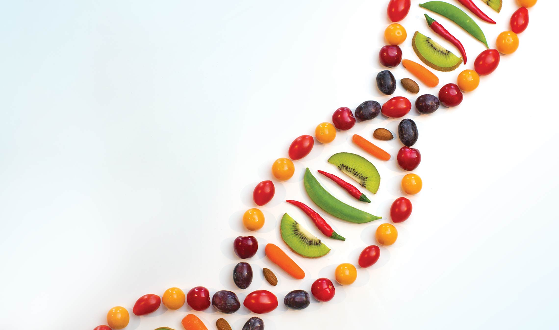 SHOULD YOUR DNA DETERMINE WHAT'S FOR DINNER?