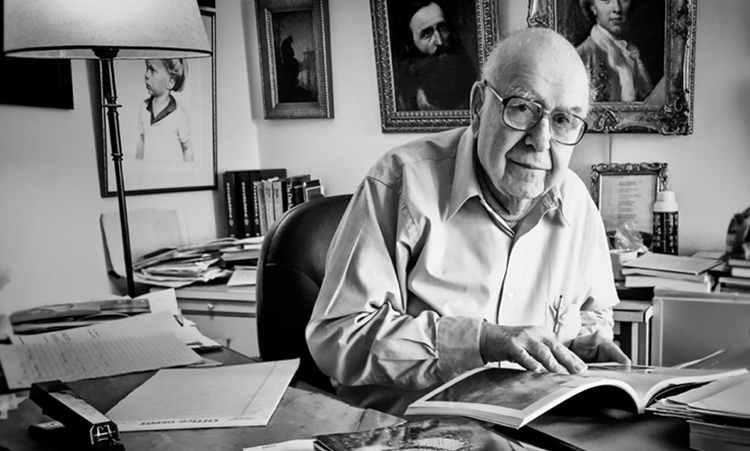 Remembering Alfred Bader (1924-2018)