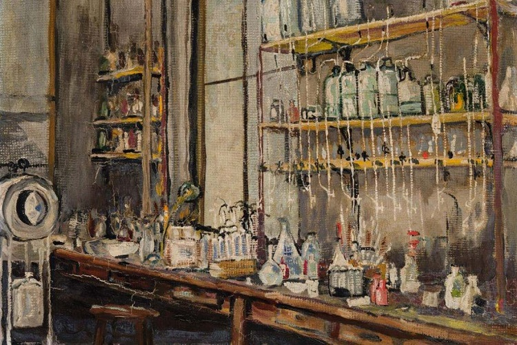 Auctioneer of Banting painting pledges its commission to diabetes research