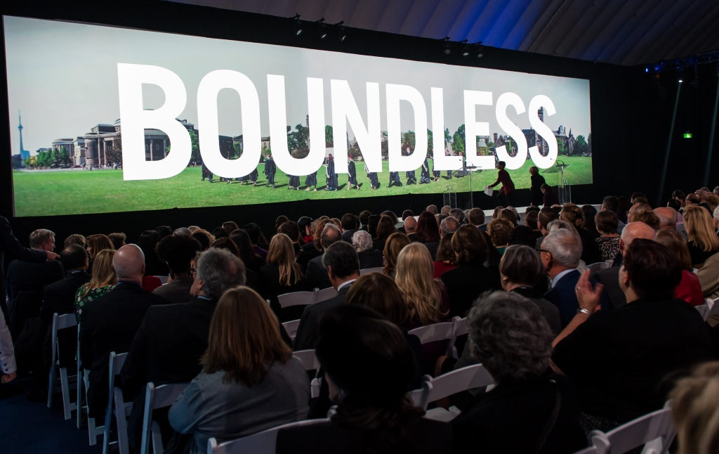 Boundless on the big screen