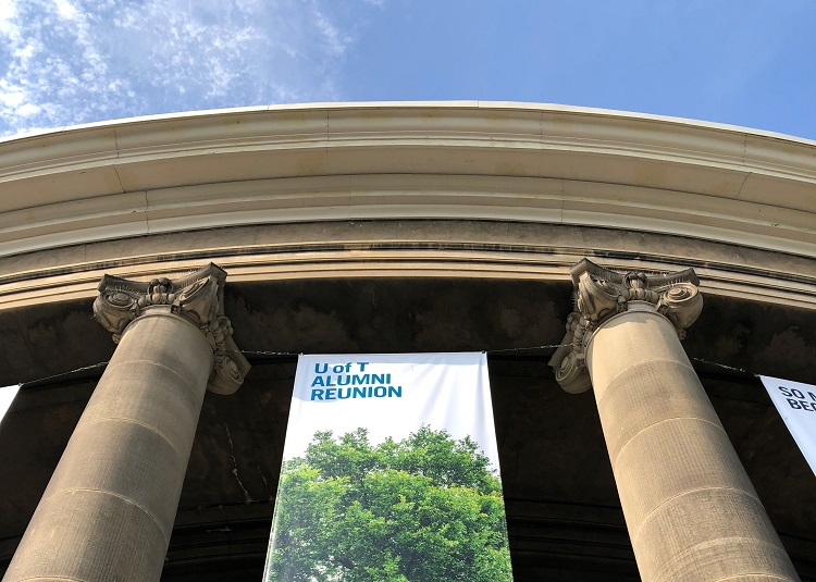 Alumni Reunion welcomes thousands of U of T grads back to campus