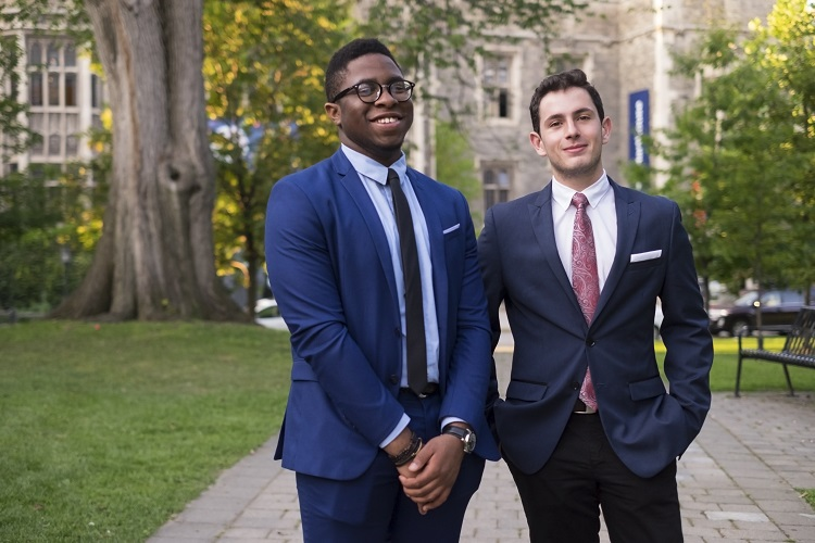 Pearson Scholarships bring 37 top international students to U of T