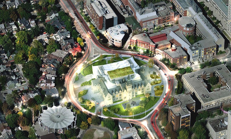 Reimagining a landmark: One Spadina Crescent will create a collaborative hub for a better Toronto