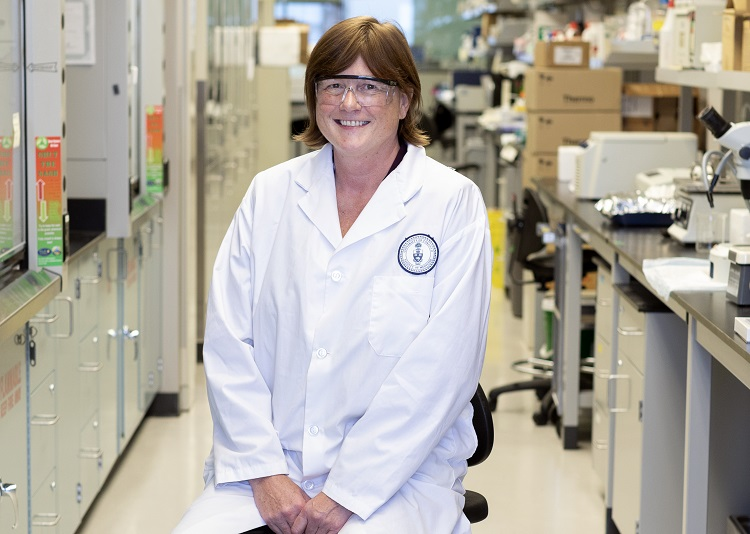 New chair in ALS research honours inspiring champion