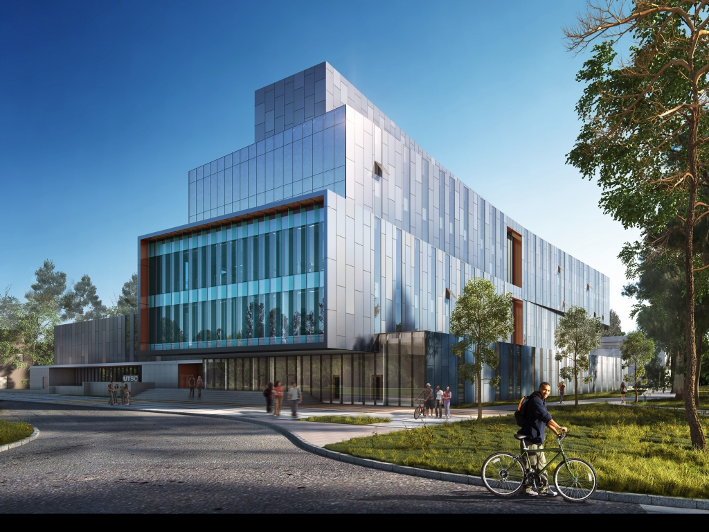 Gift to UTSC creates expanded space for teaching, student services and community engagement
