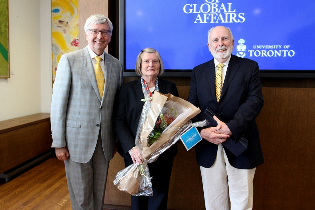 Munk School of Global Affairs' Innovation Policy Lab gets boost from Lupina Foundation