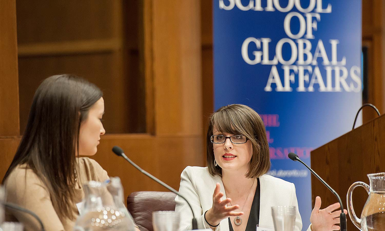 Master of Global Affairs fellowships
