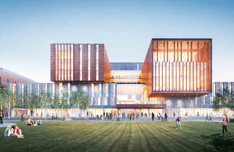 Extraordinary bequest for student awards and U of T Mississauga expansion