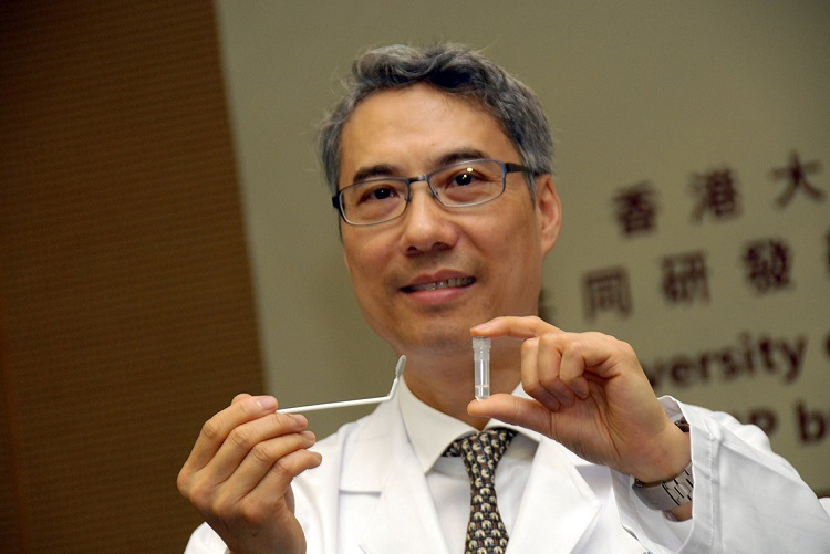 Raymond Ng sets up fund to help commercialize medical innovations