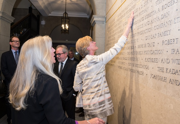 Honouring the enduring legacy of philanthropy at U of T