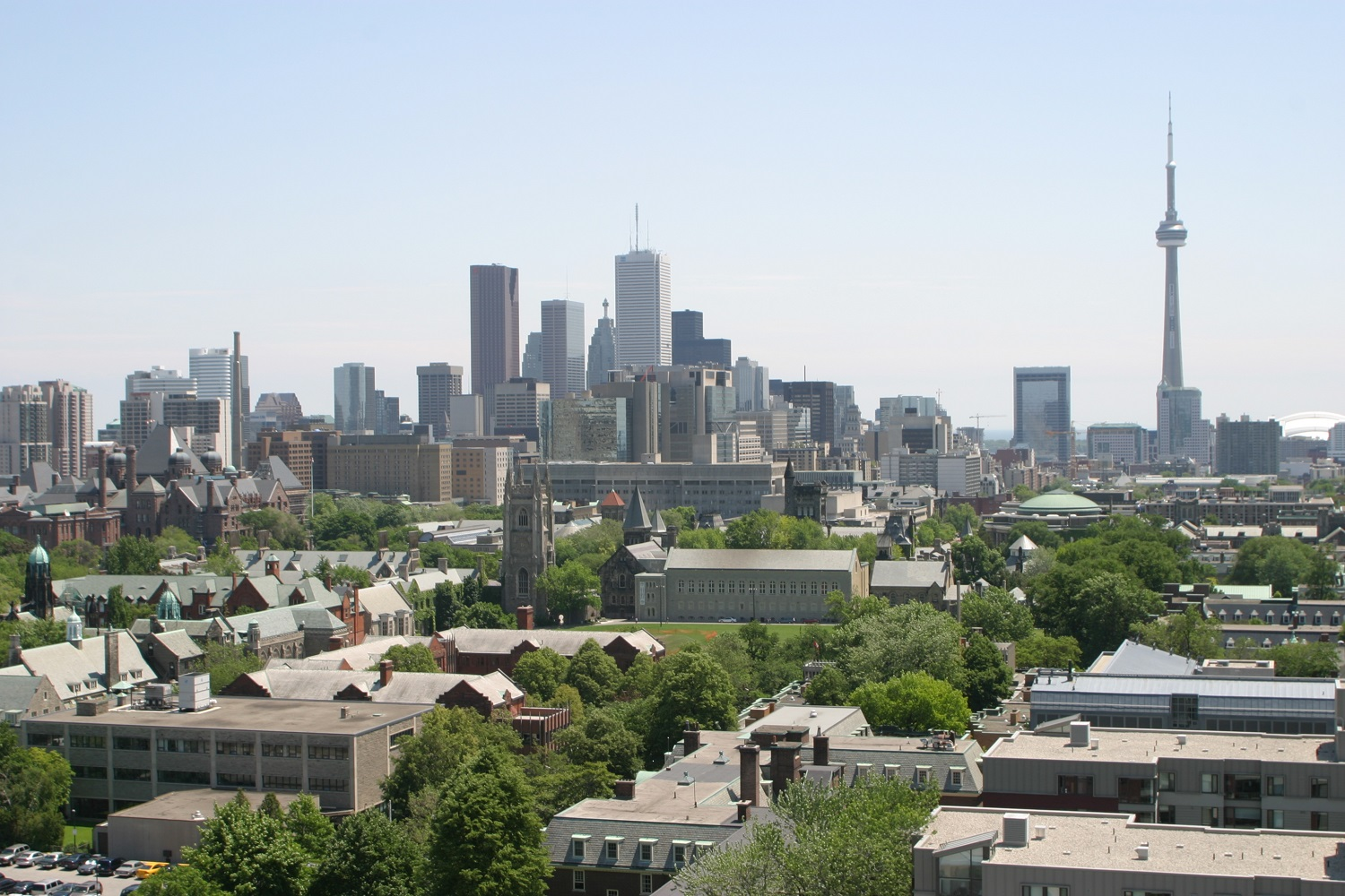 U of T's new School of Cities unites experts to address urban challenges