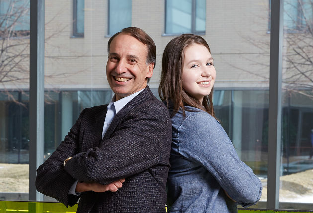 David Scrymgeour, helping inspire a new generation of innovation leaders