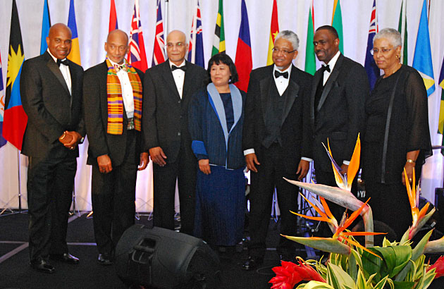 U of T honoured at University of West Indies Gala
