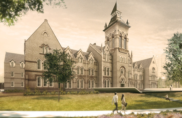 Landmark to become new Home for John H. Daniels Faculty Of Architecture, Landscape, and Design