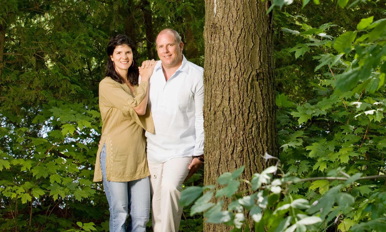 Paul & Alessandra DallaLana