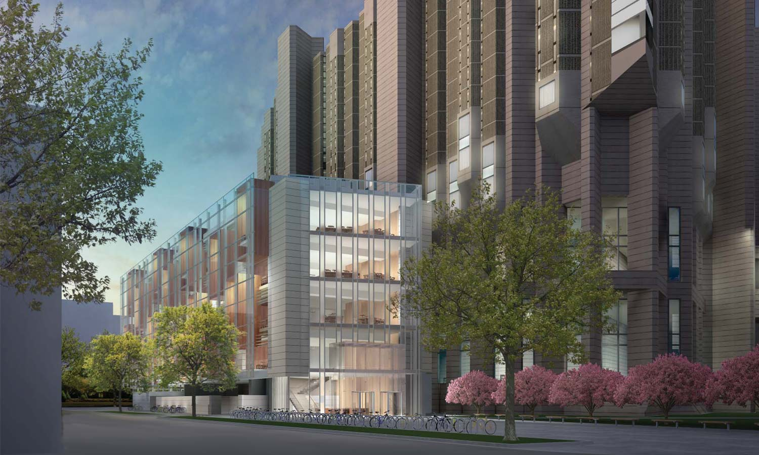 Robarts revitalization