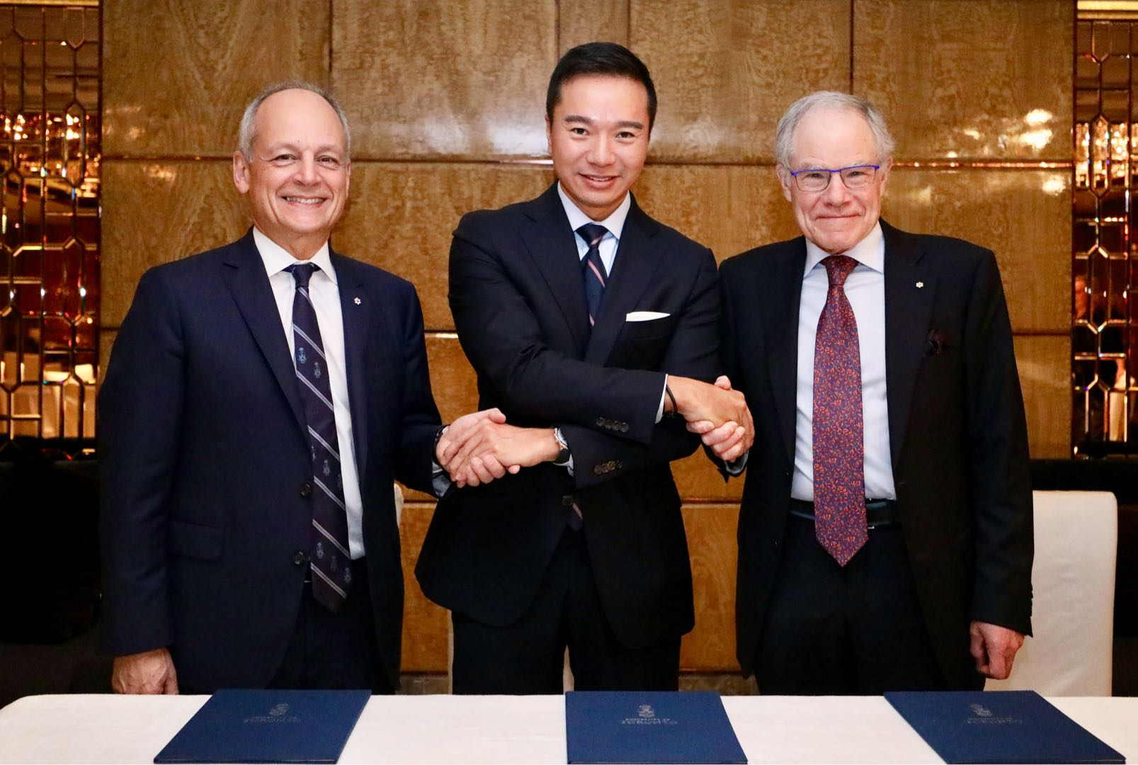 Tenniel Chu's gift establishes first sports management programme with largest ever donation to Department of Management at UniversityofToronto Scarborough