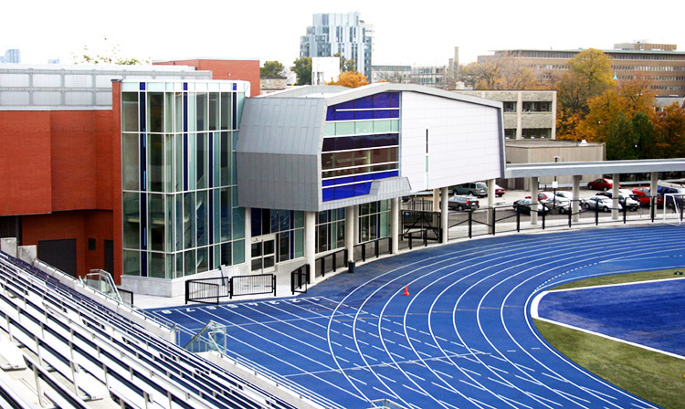 Varsity Centre and the Goldring Centre for High Performance Sport