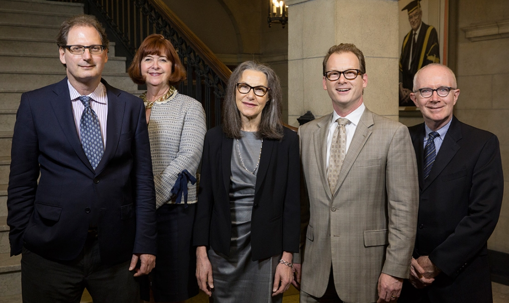 U of T honours researchers whose impact reaches beyond academia