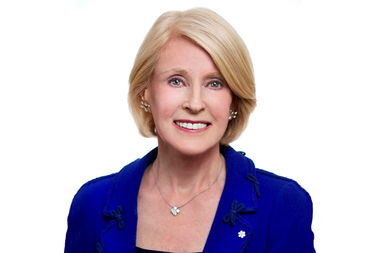 Rose Patten elected as the 34th Chancellor of the University of Toronto
