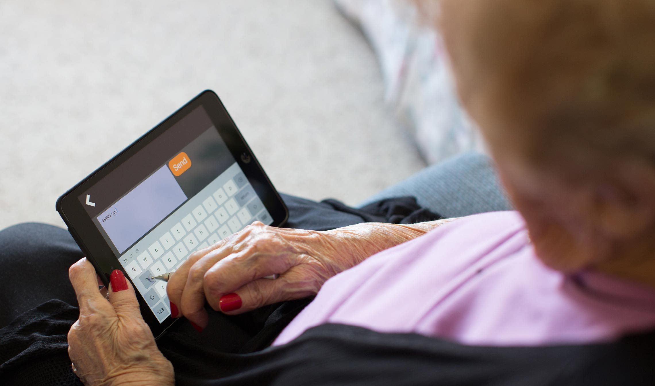 HOW CAN TECHNOLOGY HELP US AGE GRACEFULLY?