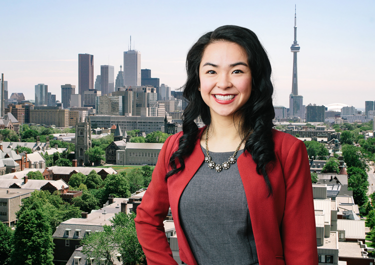 U of T helps Anna Amy Ho champion society's most vulnerable people