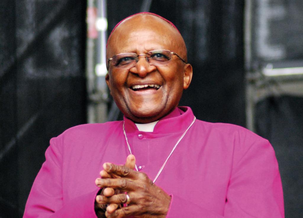 Honouring a humanitarian icon: the Archbishop Desmond Tutu Bursary