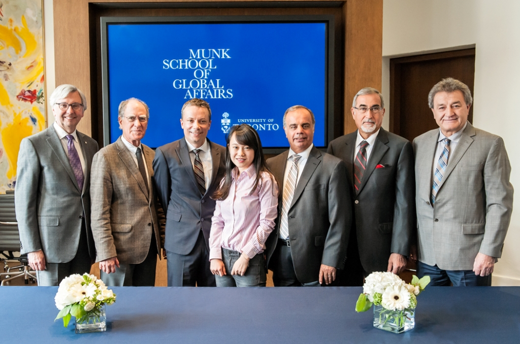 Munk School announces new endowment fund for Hellenic studies