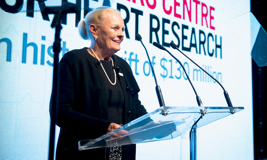Mending hearts at the Ted Rogers Centre for Heart Research