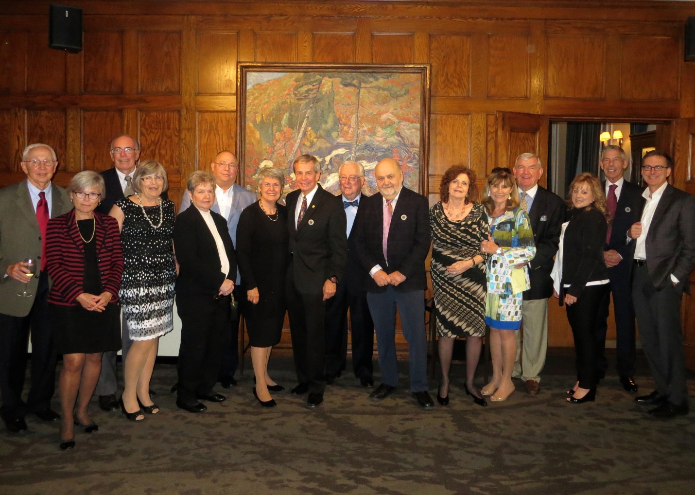 The Rotman Class of 1967 gives back with a student scholarship