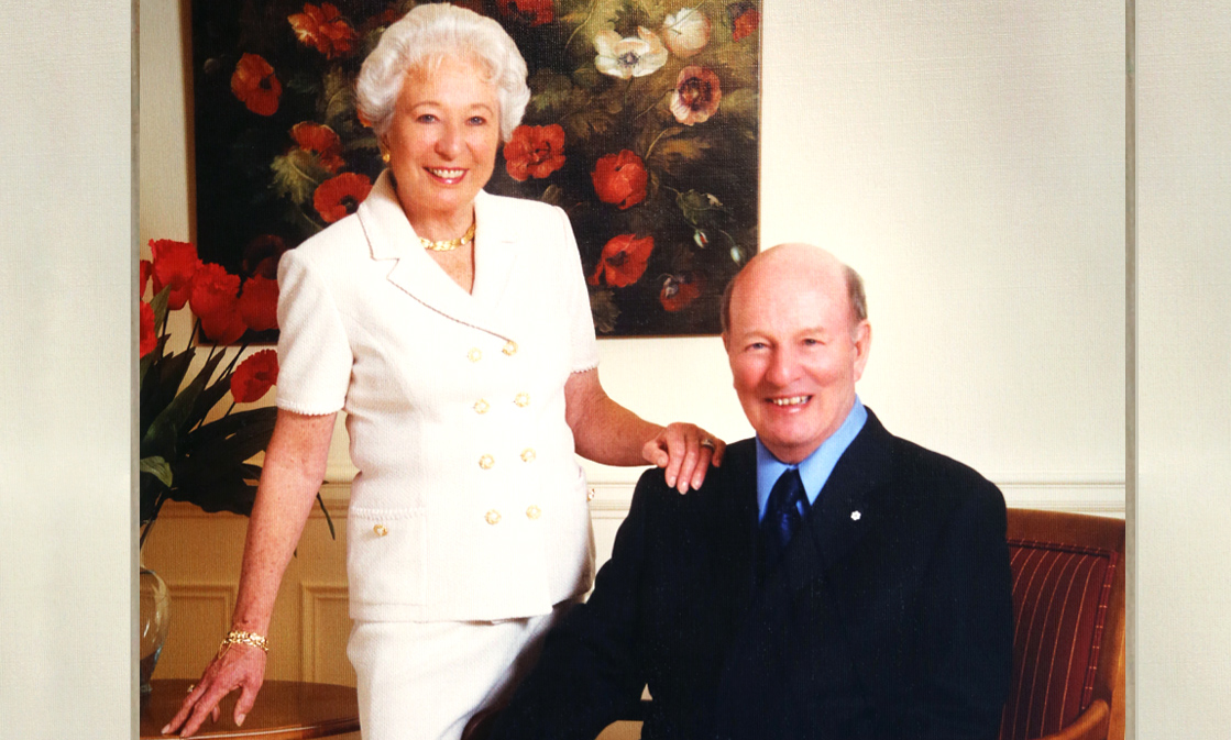 Remembering Margaret and John Bahen