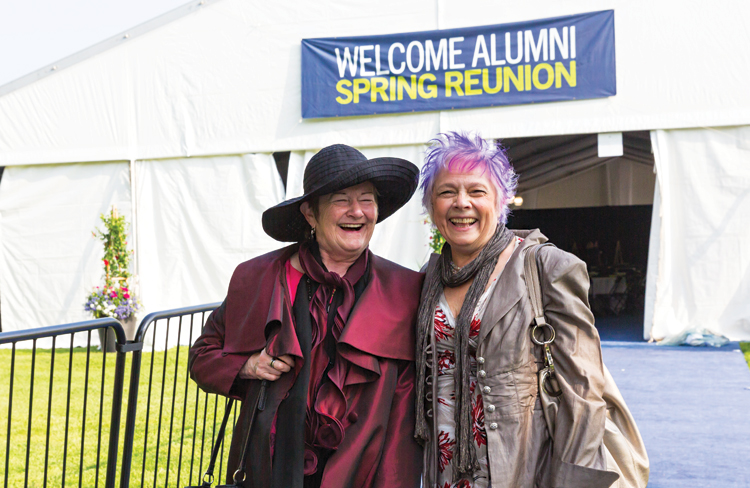 Spring Reunion 2016 a great success
