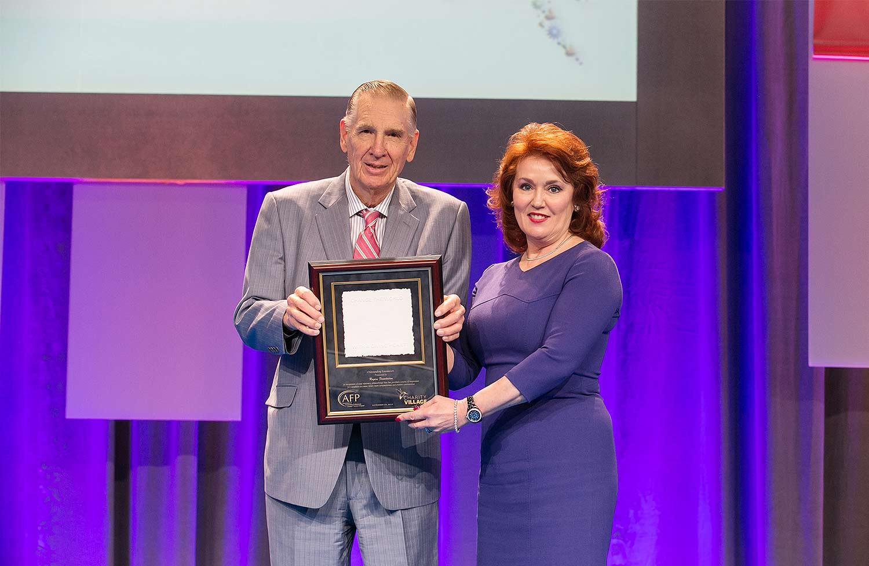 Rogers Foundation wins philanthropy award