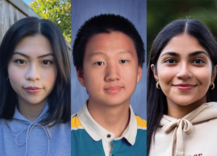U of T's 2021 Schulich Leaders: building  tech solutions for an inclusive future