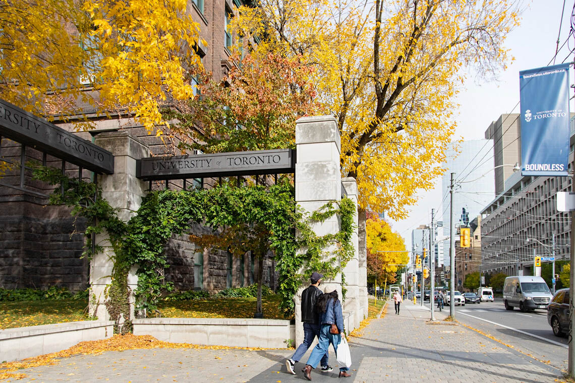 U of T ranked first in Canada by Times Higher Education in 10 of 11 subjects