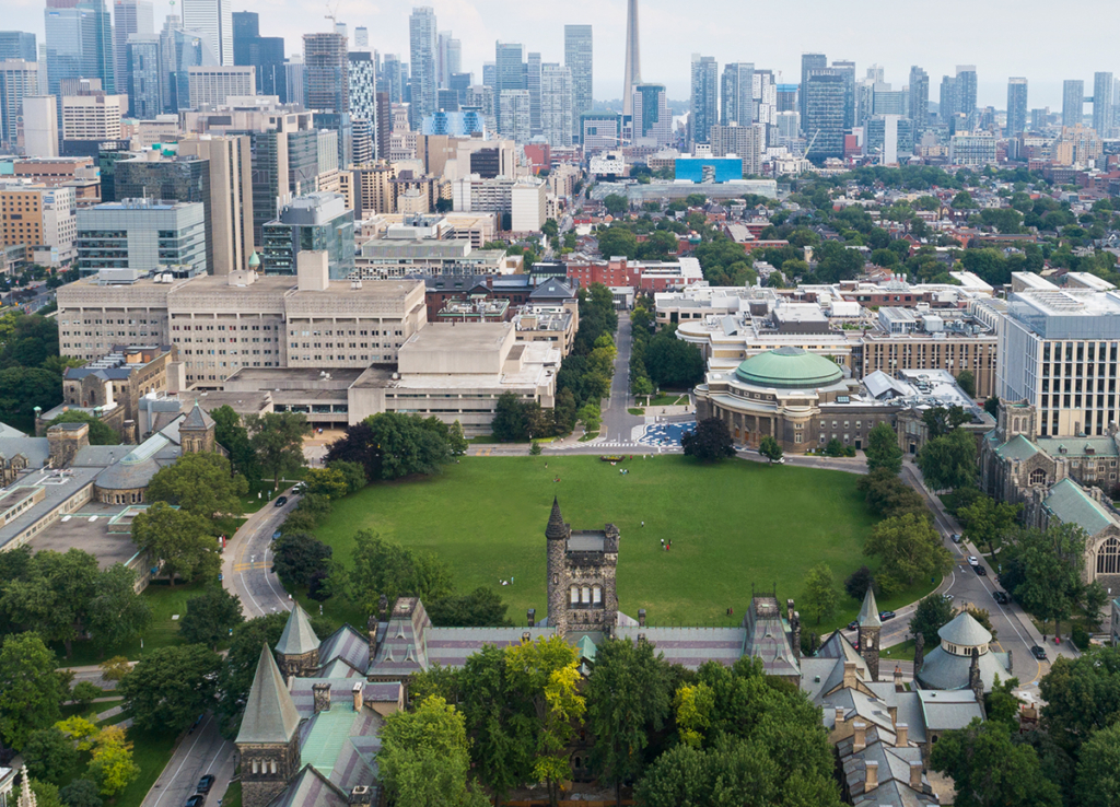 University of Toronto receives single largest gift in Canadian history from James and Louise Temerty to support advances in human health and health care