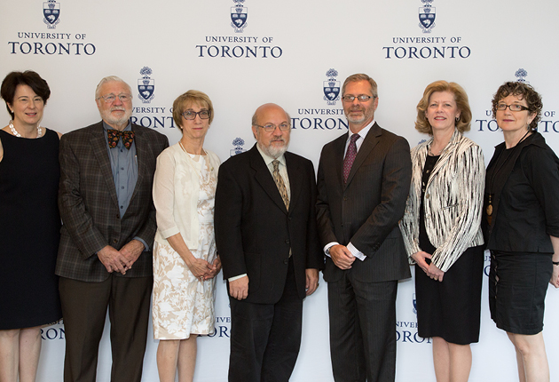 U of T names Michael Sabia director of the Munk School of Global Affairs & Public Policy