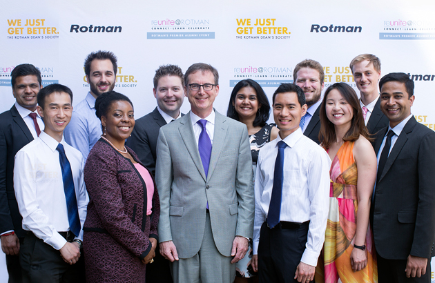 Joe Weider Foundation establishes the Leadership Development Lab at Rotman