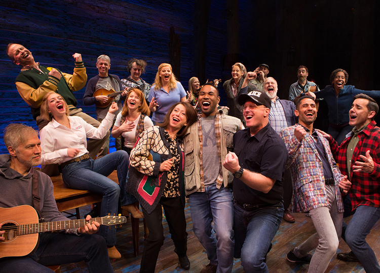 Come From Away cast collects more than $16,000 for U of T Iranian Student Memorial Scholarship Fund