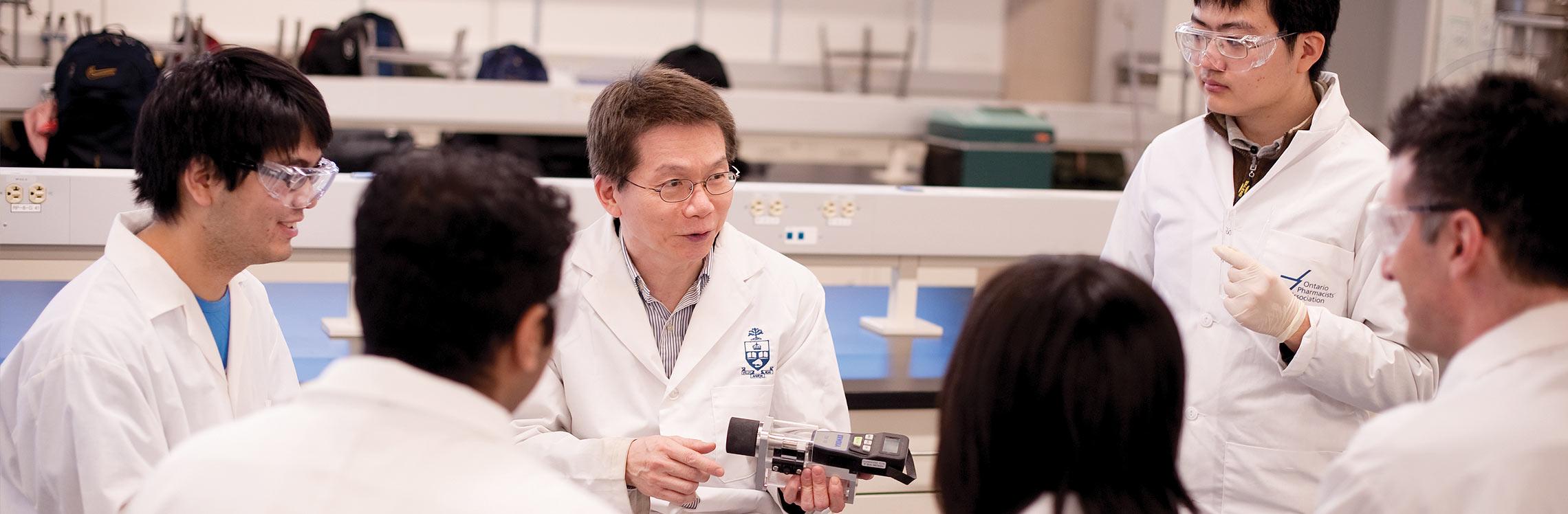 Leslie Dan Faculty of Pharmacy