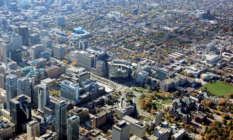 Healthier cities and communities