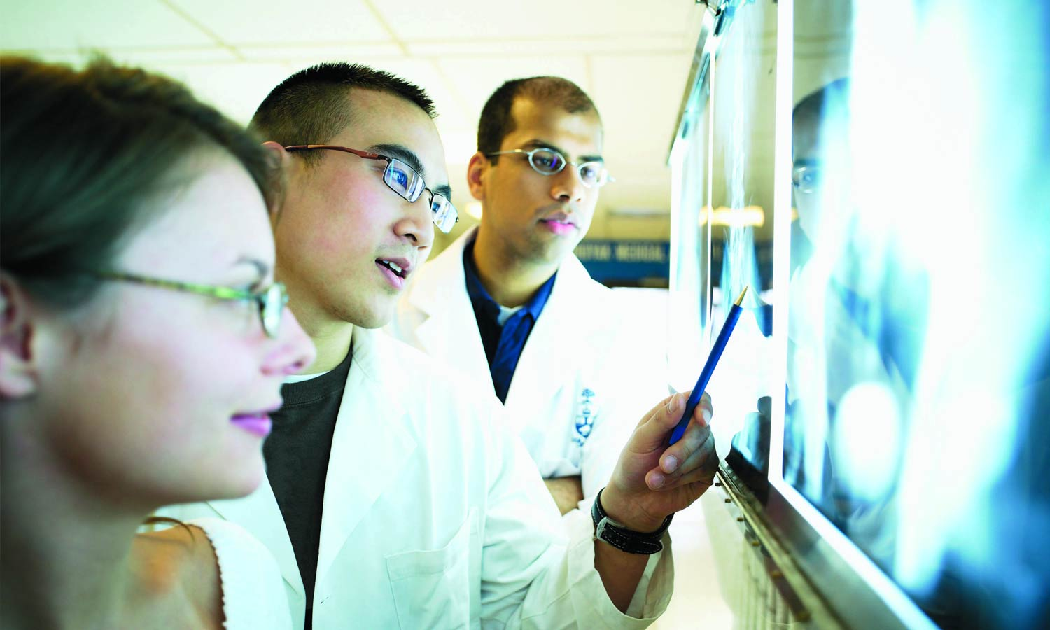 MD/PhD Program Translating cutting-edge biomedical research into clinical treatment.