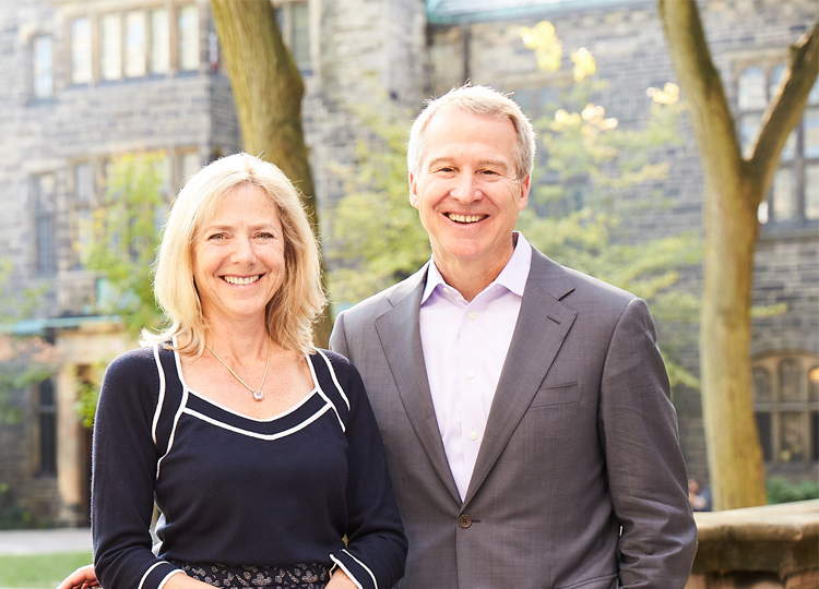 The Lawsons' landmark $10-million gift to Trinity College supports integrated sustainability initiative