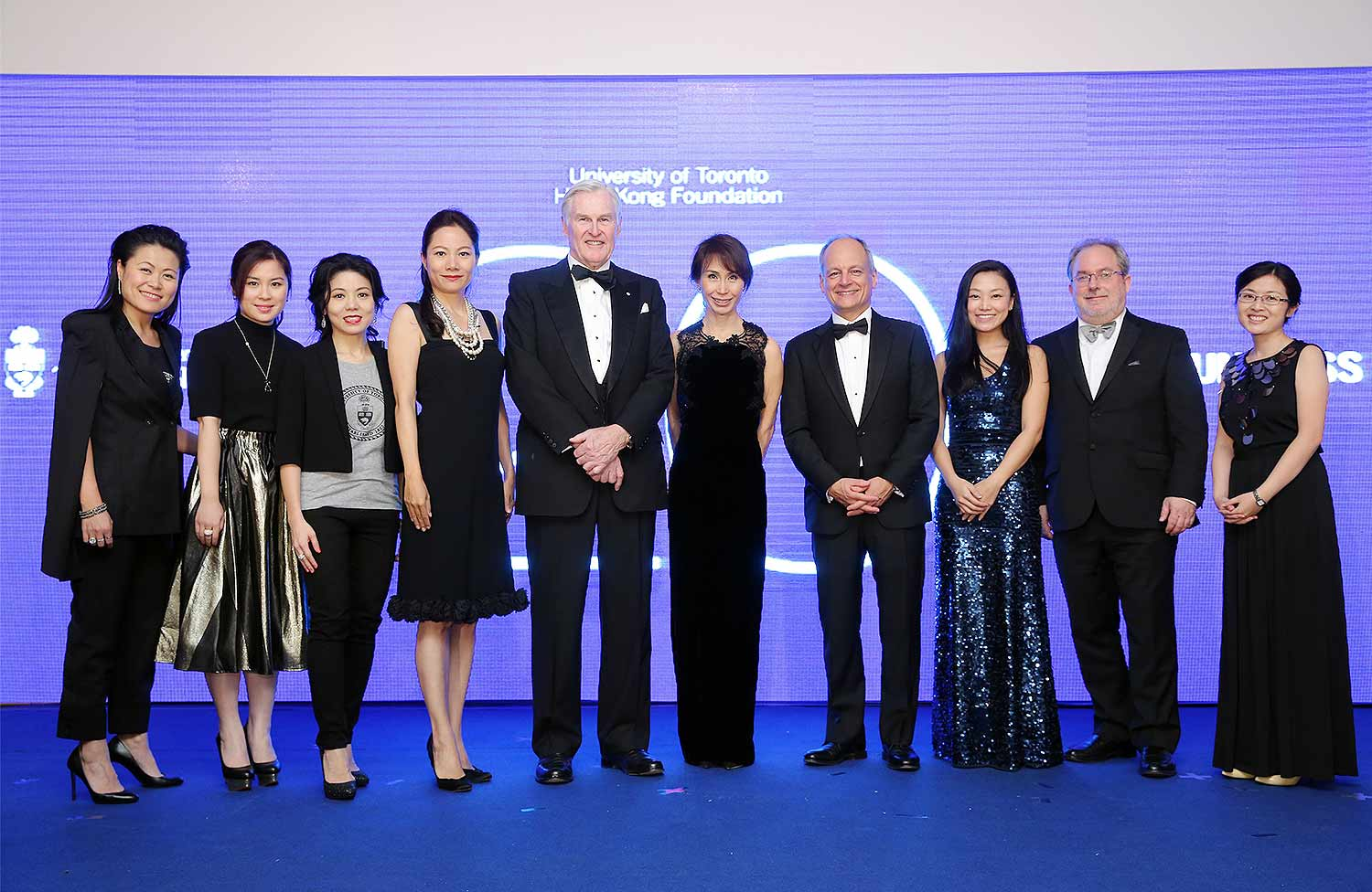The University of Toronto (Hong Kong) Foundation Celebrates 20 Years of Impact