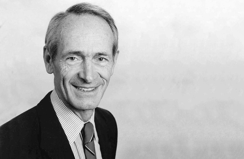 In memory of Dr. John Evans, President Emeritus of the University of Toronto