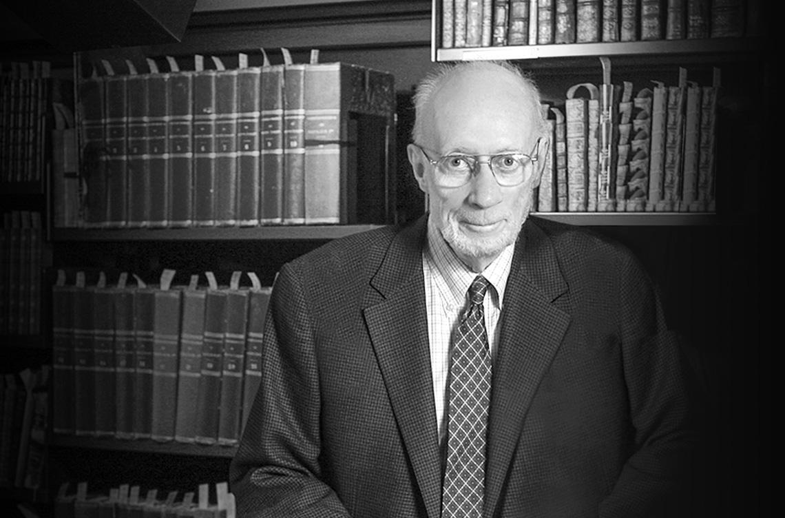 Remembering Russell J. Morrison (1923 – 2016)